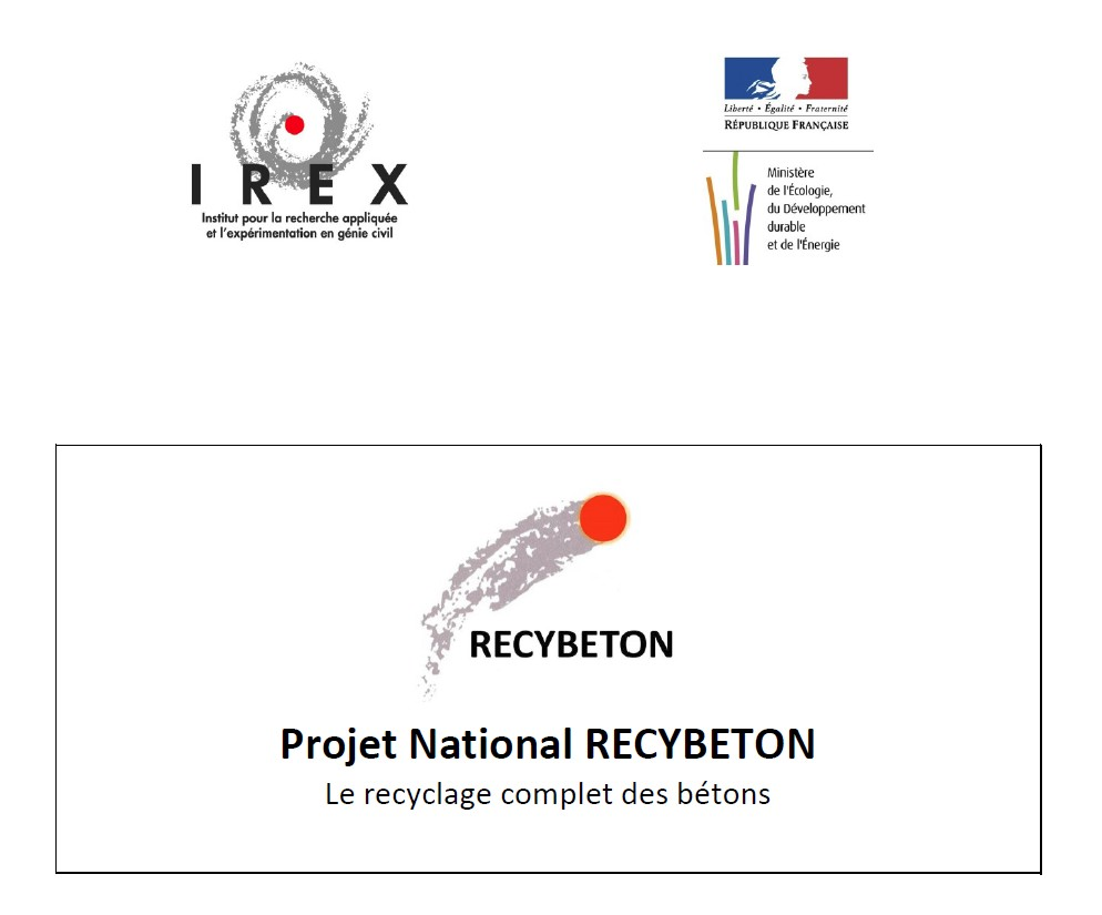 Abstract of RECYBETON phase 1